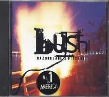 BUSH - Razor blade suitcase - CD 1996 NEAR MINT CONDITION
