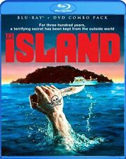 THE ISLAND New Sealed Blu-ray + DVD Michael Caine
