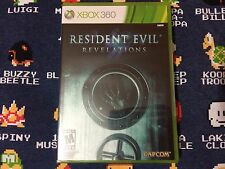 Resident Evil Revelations BRAND NEW SEALED  (Xbox 360, 2012)