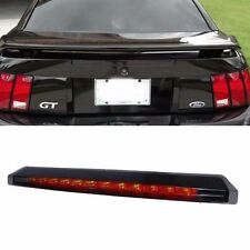 1999-2004 Ford Mustang LED Third Stop Lamp Smoke 3rd Brake Light 2000 2001 2002