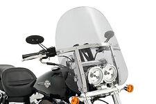 Memphis Shades Scheibe Windschild Fats mit ABE für Harley Davidson Fat Bob 08-15