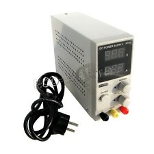 Switching DC Power Supply 30V 5A 220V Adjustable Variable Digital W/ EU Plug