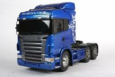 Tamiya 56327 1/14 RC Scania R620 Highline - Blue Edition