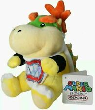 SUPER MARIO BROS. MINI BOWSER PELUCHE 20Cm Junior Figlio Koopa Plush Piccolo Jr.