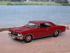 1966 66 CHEVY CHEVELLE SS 396 DIECAST MODEL 1/64 SCALE DIORAMA COLLECTIBLE