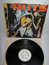 THE RUTS – Live – vinyl LP