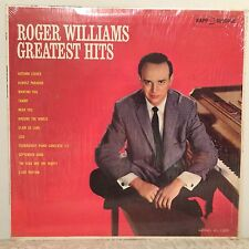 Roger Williams Greatest Hits Pop Piano KL-1260 NM LP