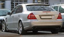 Mercedes MB E-Klasse W211 Heckscheibenspoiler Spoiler AMG