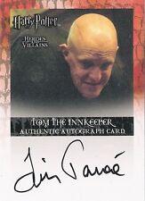 Jim Tavaré ++ Autogramm ++ Harry Potter ++ Autograph
