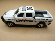 MATCHBOX POLICE K-9 DODGE RAM 1500 KITBASH CUSTOM UNIT