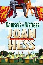 Damsels in Distress (Claire Malloy Mysteries, No. 16)-ExLibrary