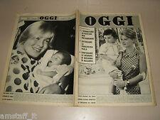 OGGI=1961/29=MARIA CALLAS=FIUGGI=ALBERTO TALEGALLI=VIVIANA ROMANO=TRECCANI G.=