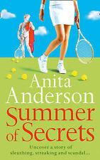 "Anderson, Anita Summer of Secrets ""AS NEW"" Book"
