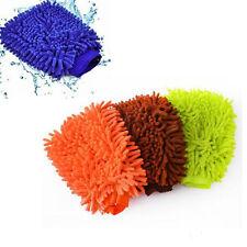 Portble Komfortable Handschuh Microfiber Auto Reinigung Auto Handschuhe Wascher
