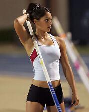 Allison Stokke - hot female athlete - hot body - 8 x 10 photo ( 3 - 798 )