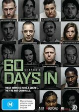60 DAYS IN JAIL : SEASON 1 -  DVD - REGION 2 UK Compatible - sealed