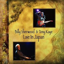 Live In Japan: Expanded Edition - Billy & Tony Kaye Sh (2016, CD NEUF)3 DISC SET