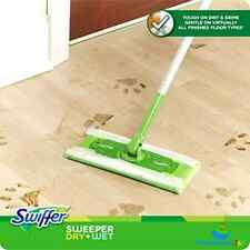New Swiffer Sweeper Floor Mop Starter Kit Kitchen Cleaning Home Super Quality