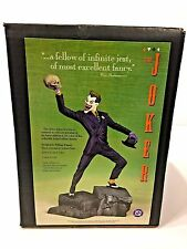 1995 WILLIAM PAQUET FULL SIZE STATUE THE JOKER IN EXCELLENT CONDITION 25% off...
