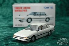 [TOMICA LIMITED VINTAGE NEO LV-N02b 1/64] MAZDA COSMO LIMITED ROTARY TURBO (WH)