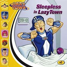 Sleepless in LazyTown-ExLibrary
