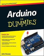 Arduino for Dummies by John Nussey (2013, Paperback)