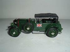 BRUMM BENTLEY 4.5 LITRE A SUPERB MODEL A MASTERPIECE & BOX SEE THE PHOTOGRAPHS
