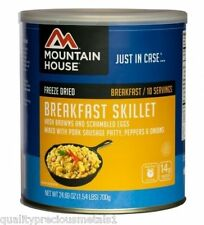 1 - # 10 Can -  Breakfast Skillet - Mountain House Freeze Dried Emergency Food