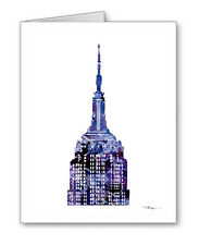 EMPIRE STATE BUILDING Note Cards With Envelopes