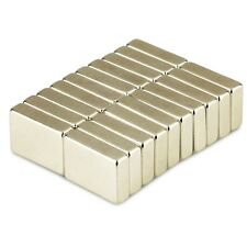 20pcs New N35 Super Strong Block Square Rare Earth Neodymium Magnets 10x5x3mm