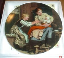 Langenthal Collectors Plate THE FIRST SMILE - DAS ERSTE LACHELN