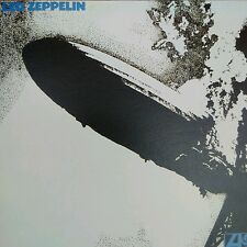 Led Zeppelin 1 debut Turquoise cover Re issue 2010 - Red Plum Superhype MINT