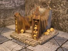 Dark Lord Throne Thomarillion Unpainted Resin Dwarven Forge D&D