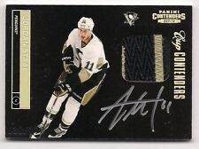 Jordan Staal 11-12 Panini Cup Contenders Game Jersey Patch & Autograph /100