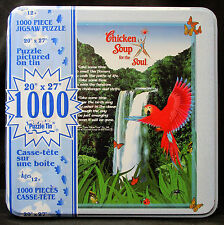 Jigsaw Puzzle Chicken Soup for the Soul  - 1000 piece  - Tin Box  NEW & SEALED