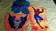 Over 650 Helium Balloons Mixture of Foil and Plastic Happy birthday Superheroes