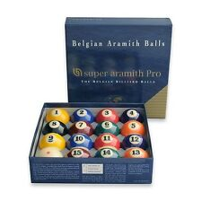 Super Aramith Pro Pool Balls Set Belgian Balls Set Billiards