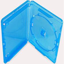 500 X ORIGINALE Amaray Blu Ray SINGOLO caso 11mm Spina Dorsale NUOVO di zecca