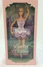 Ballet Wishes Barbie Doll Collector Pink Label Ballerina ~ Brand New!