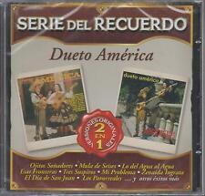 CD - Dueto America NEW Serie Del Recuerdo 24 Tracks - FAST SHIPPING !