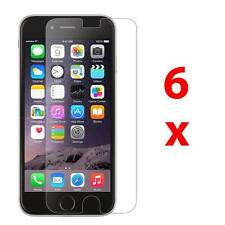 "6X Screen Protector Skin Cover HD For iPhone 6 4.7"" (Clear)"
