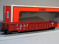 LIONEL PITTSBURGH & LAKE ERIE SCALE PS-5 GONDOLA from 82661 o P&LE train 6-82662