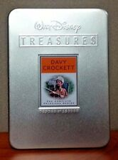 Walt Disney Treasures:Davy Crockett - The Complete Televised Series DVD w/Tin LN