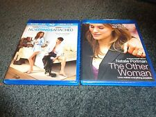NO STRINGS ATTACHED & THE OTHER WOMAN-2 NATALIE PORTMAN movies-ASHTON KUTCHER