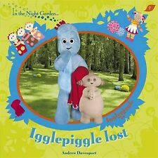 In The Night Garden: Igglepiggle Lost,GOOD Book