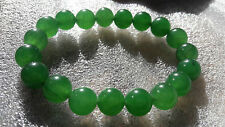 Green Aventurine 8 mm bracelet ,Healing , crystal therapy, reiki and LOVE stone