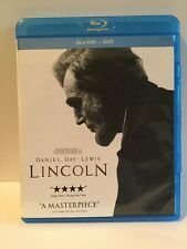 Lincoln (Blu-ray Only)2013, 2-Disc Set)