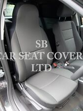 VAUXHALL ASTRA VAN SEAT COVERS - SPORTIVE RACK BLACK 2 FRONTS ONLY