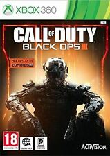 Call of Duty Black Ops III 3 Xbox 360 Nuevo y Sellado