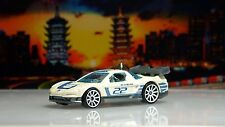 Hot Wheels / '01 Acura NSX / White - Racing / 2008